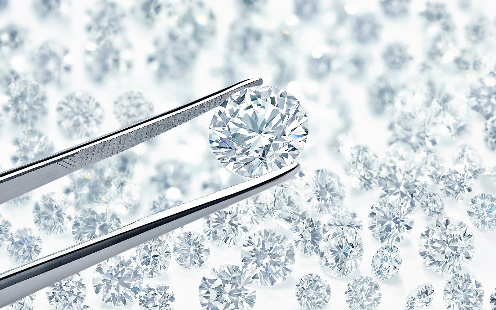 Diamantengruppe von Forevermark